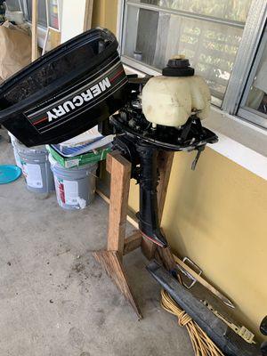 Mercury 5hp Outboard motor for Sale in Largo, FL