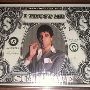 Scarface Poster $5 Vintage for Sale in Richmond, CA