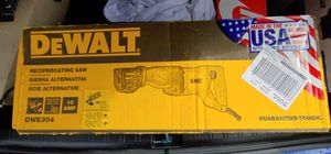 Dewalt 10 amp Reciprocating Saw for Sale in Manalapan Township, NJ