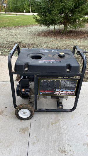 Generac 5000 generator for Sale in Pleasant Prairie, WI