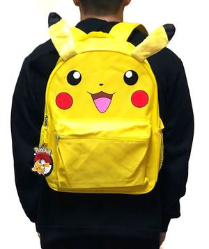 """NEW! Cool POKEMON """"Pikachu"""" Backpack For School/Traveling/Disneyland/Summer Bag/Everyday Use/Gifts $20 for Sale in Carson, CA"""