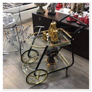 Brand new Bar Cart for Sale in Miami Springs, FL