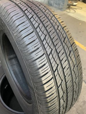 225/65/16 set of Continental tires installed for Sale in Ontario, CA