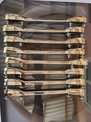 PEARL Export Bass Drum Lugs 16pc set HARDWARE Included for Sale in Long Beach, CA