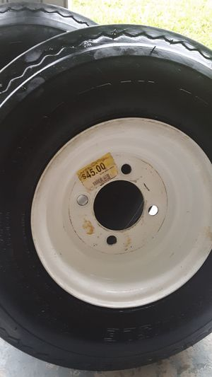 Trailer tires for Sale in Bradenton, FL