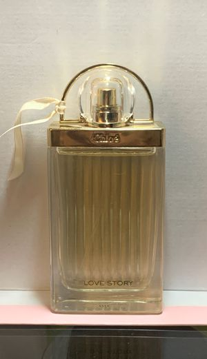 Chloe love story 2.5 oz perfume for Sale in Baldwin Park, CA