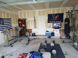 Workout equipment for Sale in Richmond, TX
