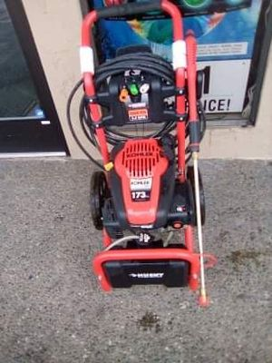 2600 psi 2.4 gal pressure washer for Sale in Seattle, WA