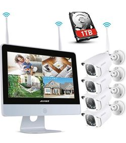 ANNKE 1080P Wireless System for Sale in El Monte,  CA