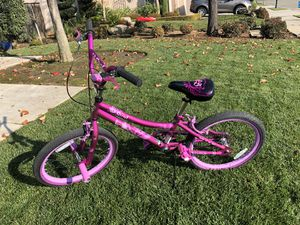 "Girls 20"" Kent to Cool BMX Bike for Sale in Clovis, CA"