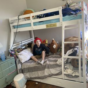 Storage Bunk Bed for Sale in Spring Valley, CA