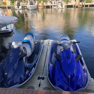 Yamaha Jet Skis And Floating Docks for Sale in Fort Lauderdale, FL