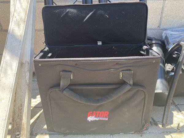 Gator Case Dj Equipment Amp Case