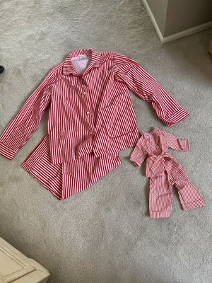 American girl doll my doll and me PJ set! for Sale in Mission Viejo, CA