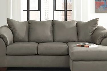 Ashley Sofa And Chaise for Sale in Littlerock,  CA