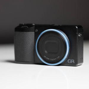 Ricoh GR III Digital Compact Camera 1.6x crop sensor, 24mp, 3 Batteries — Still under warranty! for Sale in Mokena, IL