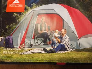 Ozark trail 6 man dome tent for Sale in Pensacola, FL