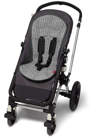 Skip Hop Stroll-and-Go Cool Touch Stroller Liner, Grey Feather for Sale in Miami, FL