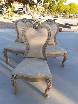 3 chairs - $20 for all for Sale in Las Vegas, NV