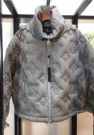 Louis Vuitton monogram boyhood puffer coat for Sale in New York, NY