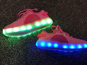 slickkicks size 13 light up shoes- brand new for Sale in Lakeside, CA