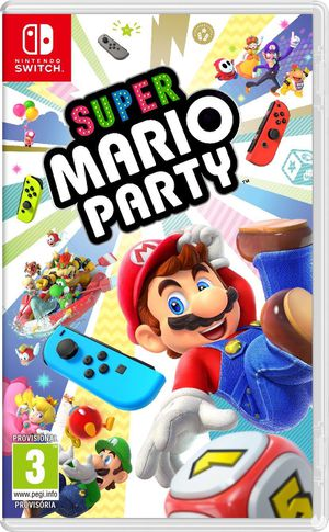 Super Mario party switch $45 for Sale in Las Vegas, NV