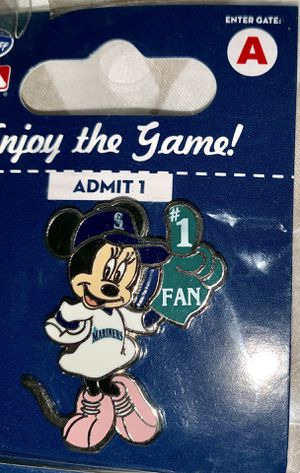 New Disney's Mariner's Minnie Mouse pin for Sale in Edgewood, WA