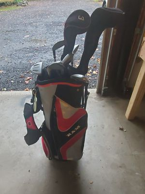 Jr Ram golf set for Sale in New Haven, CT