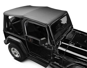 Jeep Wrangler TJ Soft Top for Sale in Chelsea, MA