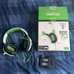 Xbox One Turtle Beache Headset for Sale in Gainesville,  FL