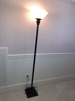 Black Floor Lamp for Sale in Las Vegas, NV
