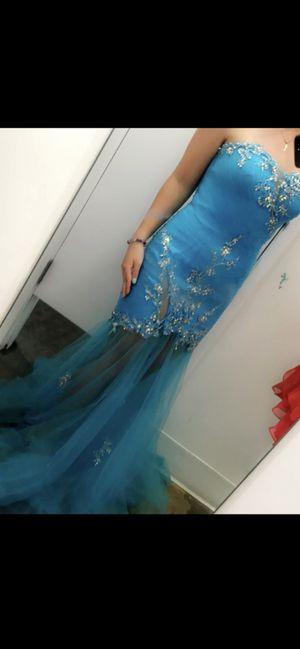 Blue prom dress for Sale in Phoenix, AZ