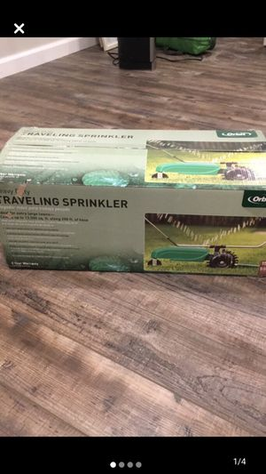 Traveling Sprinkler for Sale in Severn, MD