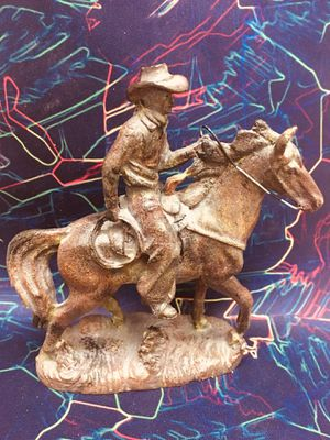Collectible Western Americana Figures & Statue! for Sale in Carmichael, CA