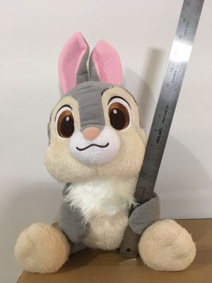 Disney Bambi bunny plushie for Sale in Milpitas, CA