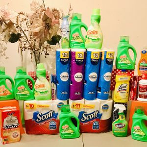 Gain XL Household Bundle for Sale in Columbia, SC