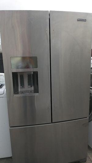 New Kitchen Aid 3 Door Refrigerator for Sale in Burbank, CA