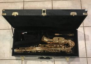 Cannonball excalibur alto saxophone for Sale in Farmingdale, NY