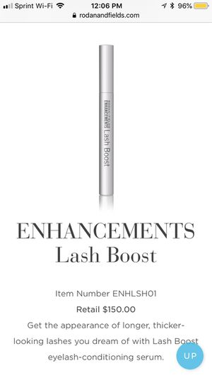 Lash Boost - Rodan & Fields for Sale in Arlington, VA