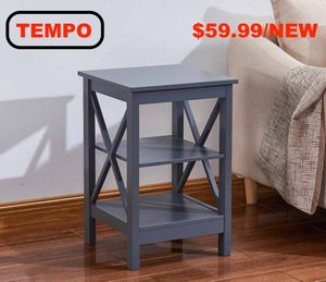 X-Side Table, Grey for Sale in Santa Ana, CA