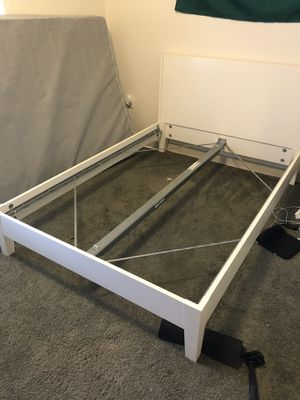 Ikea bed frame (Twin siza) for Sale in Pittsburgh, PA