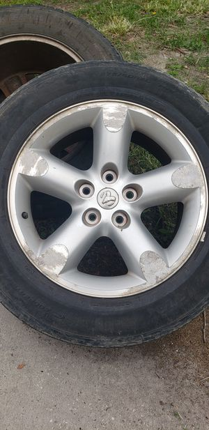 Truck rims and tires for Sale in Cocoa, FL