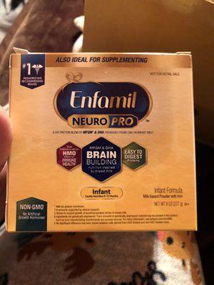 Enfamil Formula for Sale in Houston, TX