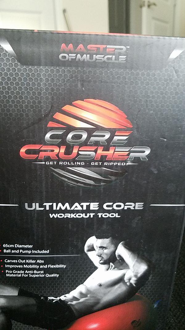 Core crushers