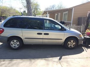 Dodge caravan se 2002 for Sale in Sacramento, CA