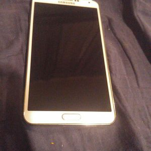 AT&T Samsung Note 3 White Excellent Condition for Sale in Tampa, FL