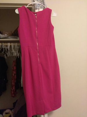 Pink dress with gold zipper for Sale in Lakeland, FL