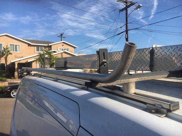 Adrian Steel Roof Rack Ladder Bracket Accessory
