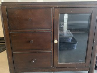 Wood TV Stand for Sale in Kingsburg,  CA