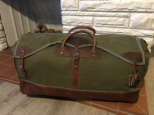 Vintage Gokey Large Duffel Bag. Gokey Canvas Duffle Bag Vintage Rare A rare Gokey Duffle bag. vintage for Sale in Las Vegas, NV